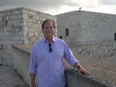 Vogler in Barletta castle